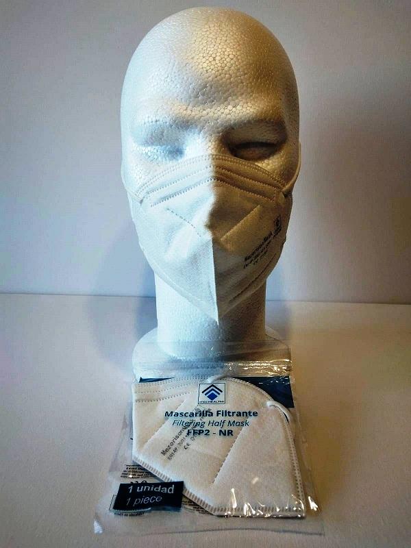 masque ffp2 0,30 euro
