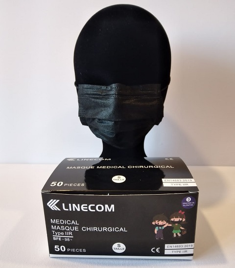 Masque churirgical medical pour enfant