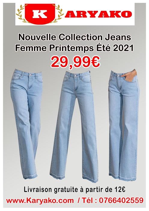 508-jeans-witney Vêtements Pour femmes