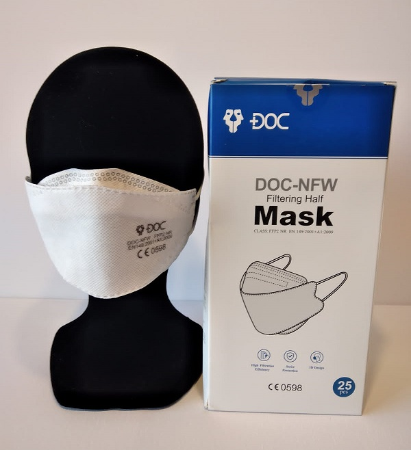 masque ffp2 25 unite