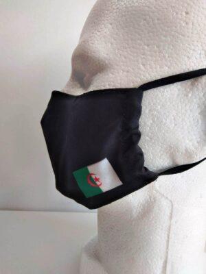 Masque Tendance Drapeau Algerie 2