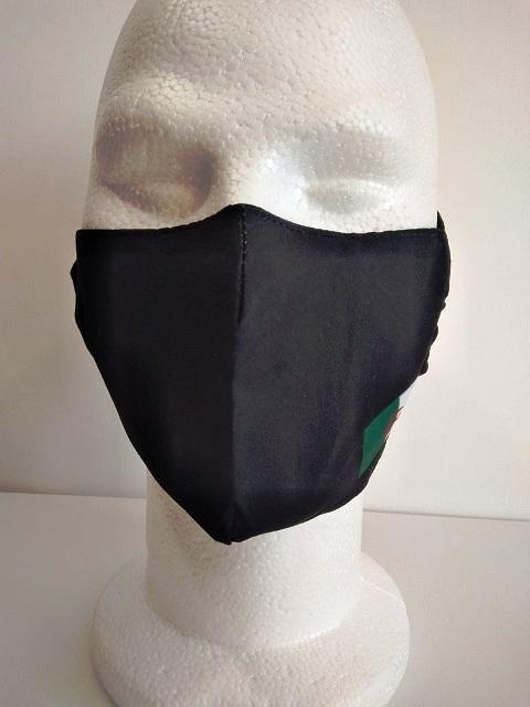 Masque Tendance Drapeau Algerie 2 face 2