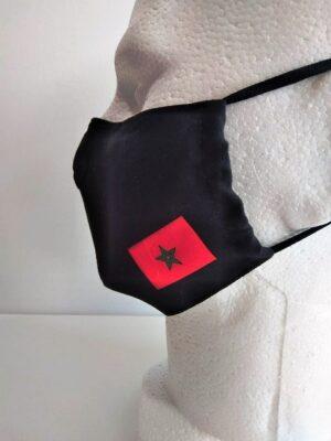 Masque Tendance Drapeau Maroc
